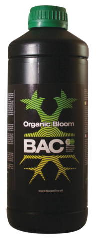 Bac organic bloom  flowering nutrients for your plant