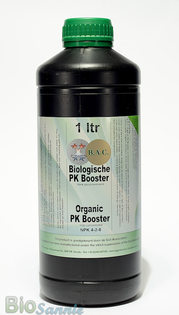 Biological PK Booster for big crops and extra bloom nutrients